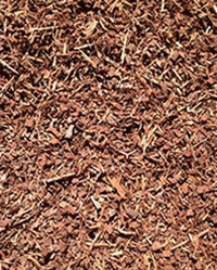 14mm Tan Bark Mulch