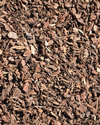 25mm Tan Bark Mulch