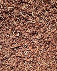 14mm Tan Bark Mulch
