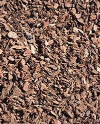 25mm Tan Bark Mulch