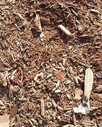 Forest Mulch Recycled