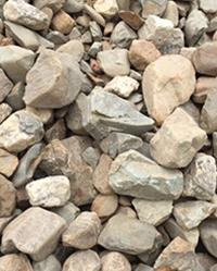 Ungraded River Pebble