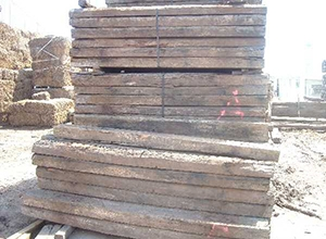 Used Railway Sleepers