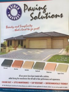 Baines Budget Pavers Flyer