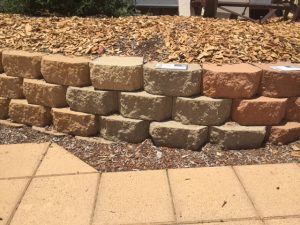 Windsor Retaining Wall by Wholesale Sleeper