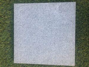 Grey granite stones